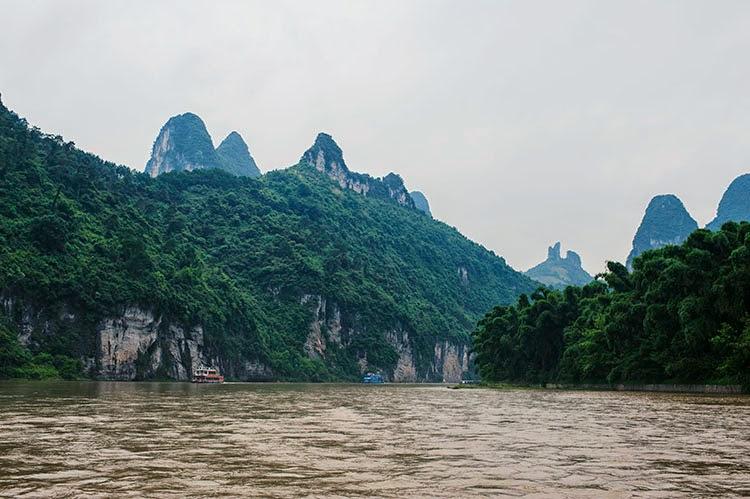 Li River, Guilin China