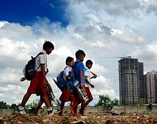 Anak - anak SD calon pemimpin bangsa dimasa depan