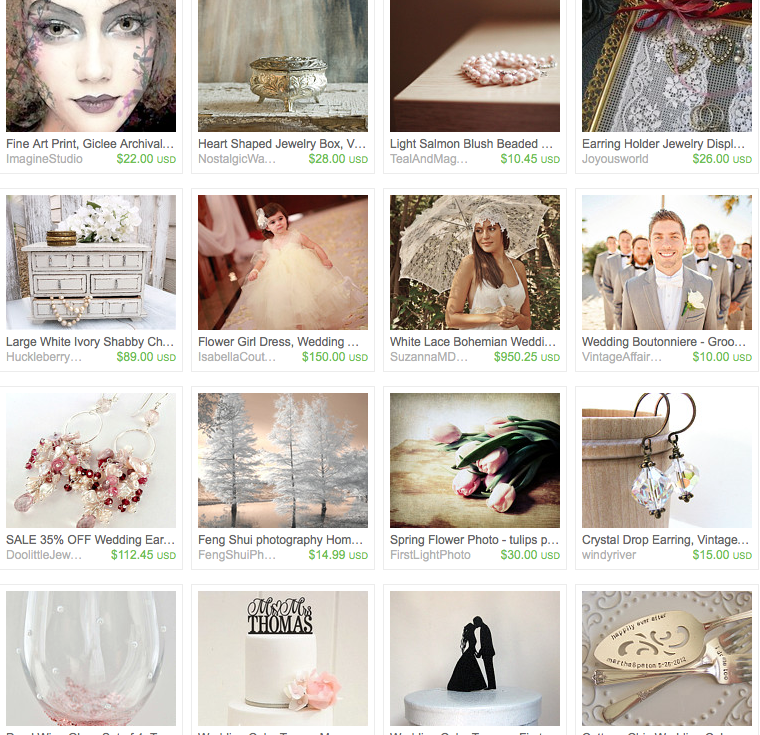 June Finds for June Brides and pearly whites