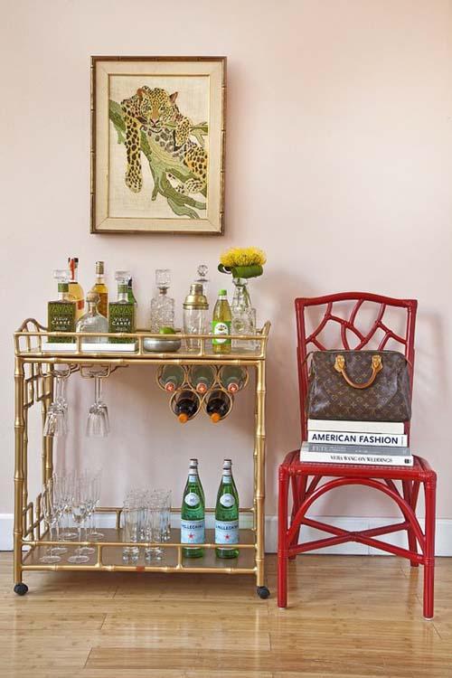 Mark Cutler Design Elegant Bar Carts Revisited