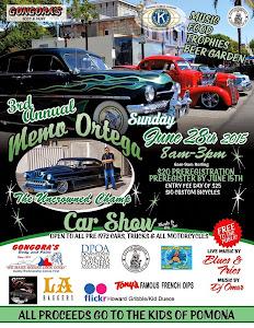 Pomona Kiwanis Car Show at Diamond Plaza