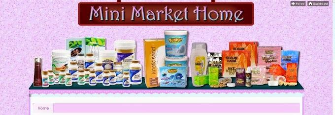Tempahan Design Blog: Mini Market Home