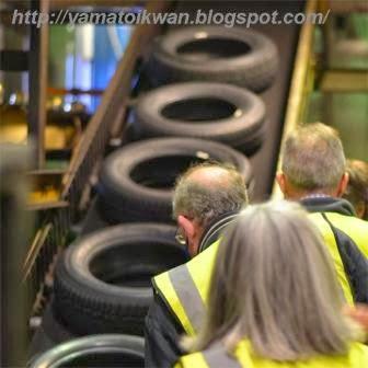 Proses produksi Michelin