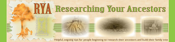 Researching Your Ancestors