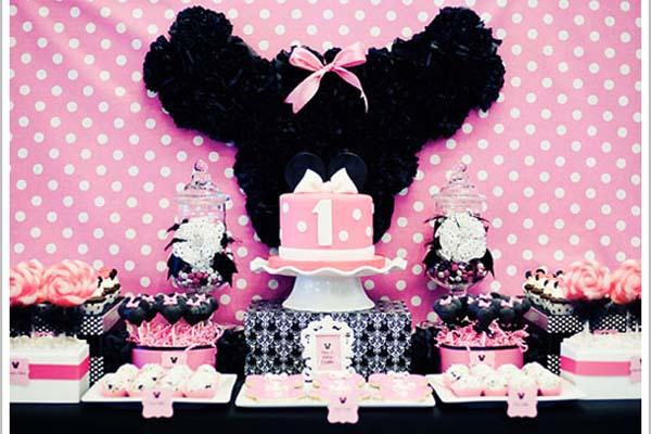 Disney Themed Birthday Party Disney Princess Themed Birthday