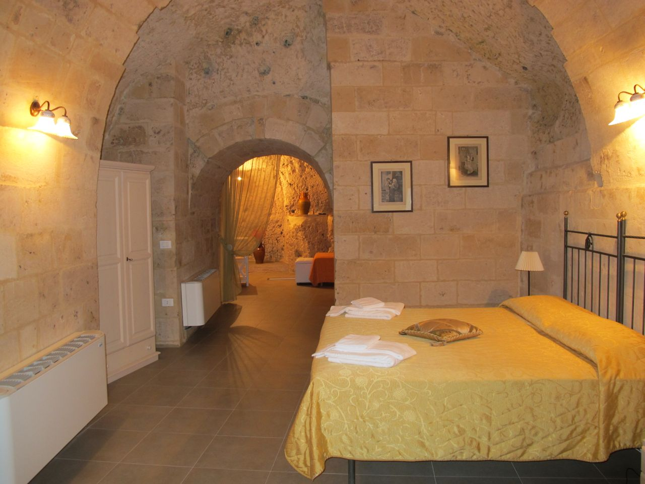 During Our Time There We Were Lucky To Stay In One Of The Renovated Cave Hotels