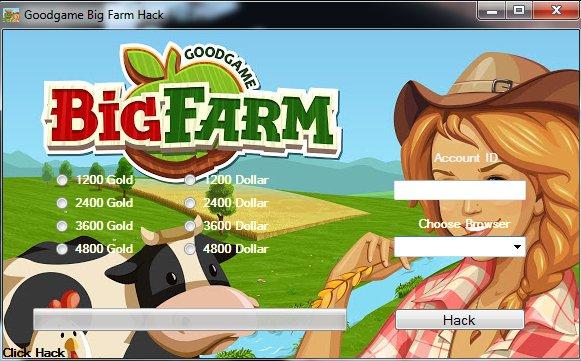 goodgame big farm game free