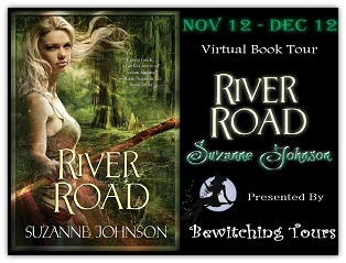 Virtual Book Tour: Guest Post with Suzanne Johnson author of River Road