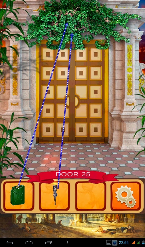 100 Doors World of History Level 21 22 23 24 25 Solution