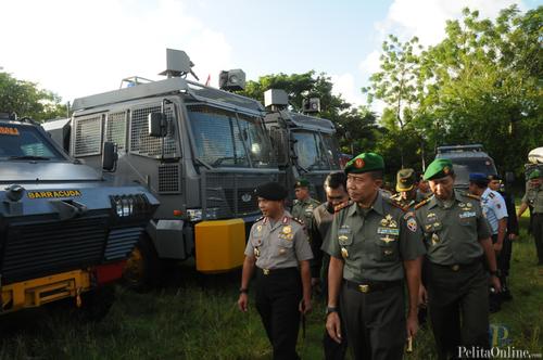 Pasukan Pengamanan VVIP Jangan Ragu Bertindak