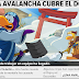 Noticias de Club Penguin #395 | ¡Una avalancha cubre el Dojo!
