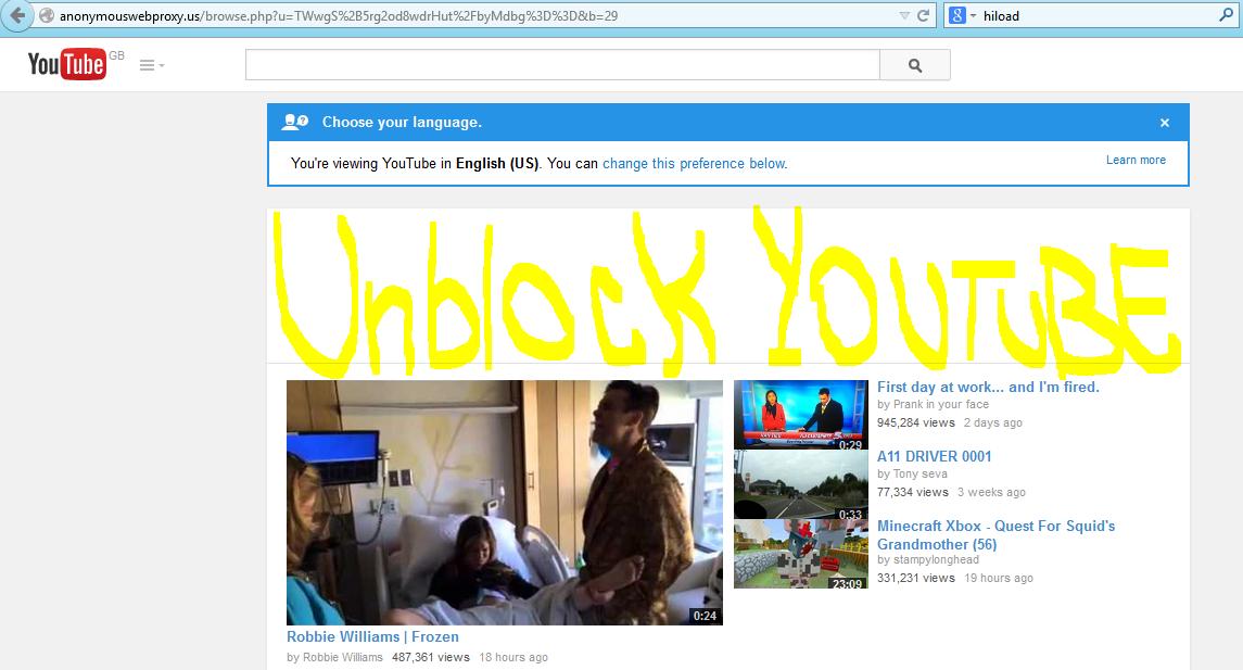 unblock free