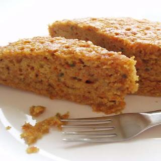 receta para torta de zanahoria
