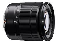 Lens, FujiFilm X-M1