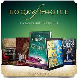 March Book of Choice Giveaway
