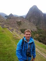 La fuerza del hombre - Machu Pichu