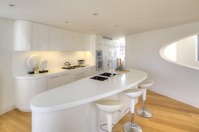 Cocinas ultramodernas minimalistas 2015 for Cocinas minimalistas 2015