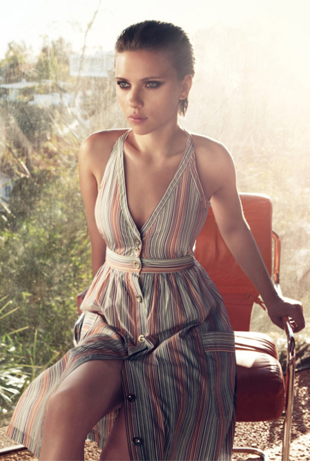 vestidos rayas