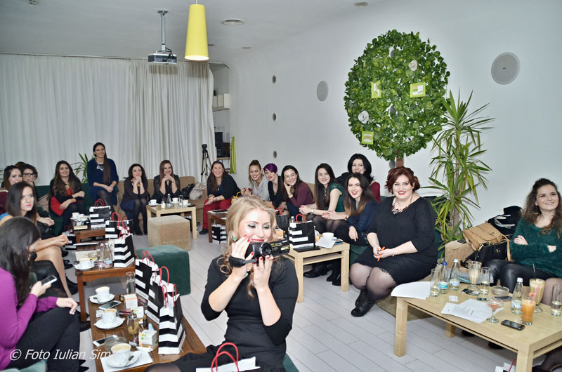 December Beauty Bloggers Meeting 3