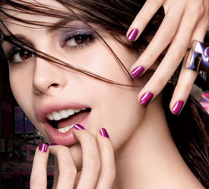 Spring Nail Color Trend 2013