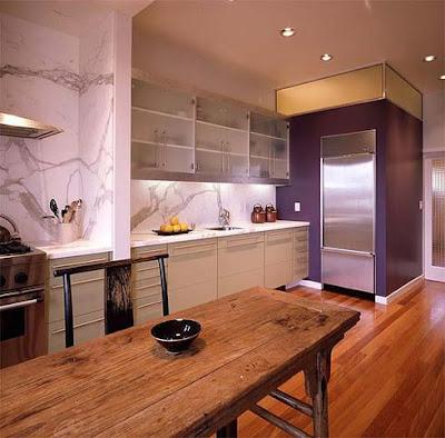 desain dapur elegan 2014