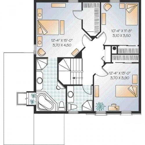 Planos de casas modelos y dise os de casas planos de for Programa para planos de viviendas