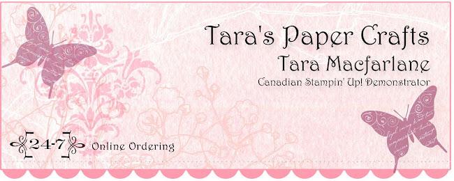 Tara's Paper Crafts