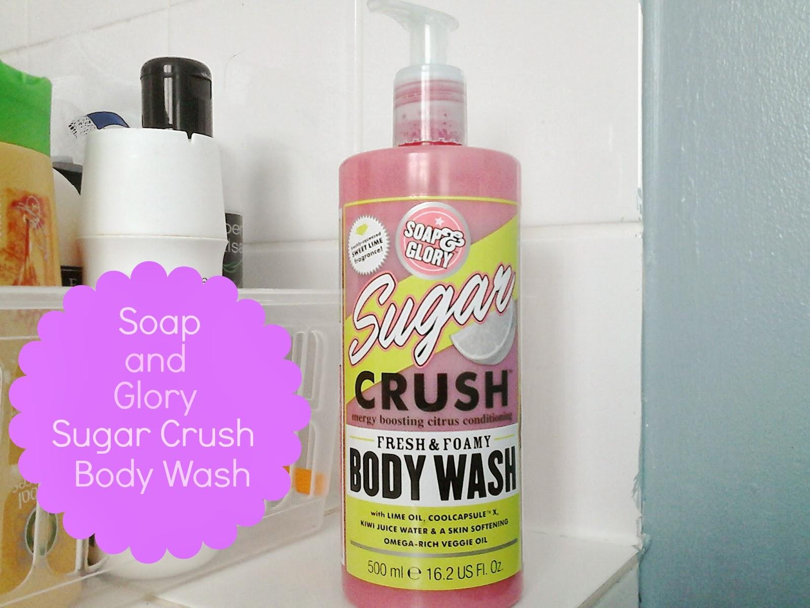 Soap and Glory Sugar Crush Body Wash