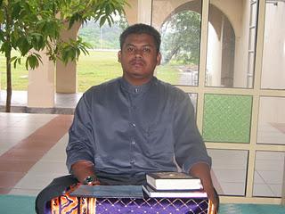 Ustaz Shaharuddin Saad