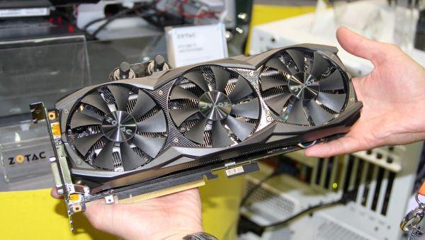 Zotac GeForce GTX 980 Ti Arctic Storm