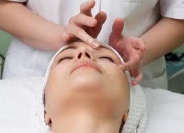 Preparación ante un lifting facial