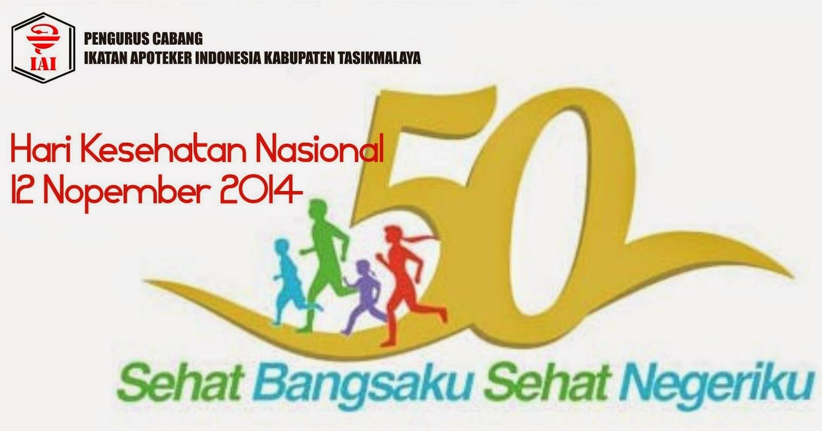 Hari Kesehatan Nasional 2014