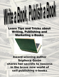 Write a Book, Publish a Book