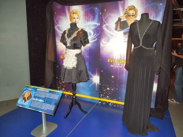 Astrid Peth River Song Doctor Who costumes