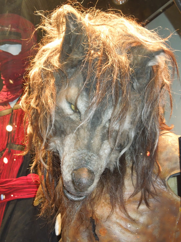 Dog Soldiers werewolf creature effects