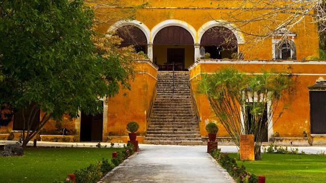Hacienda de Uayamon, Campeche