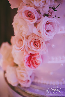 Glen Sanders Mansion Cake Flowers - Splendid Stems Event