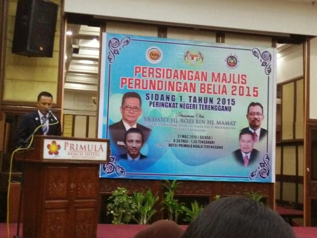 Belia Kuala Terengganu Primula Kuala Terengganu