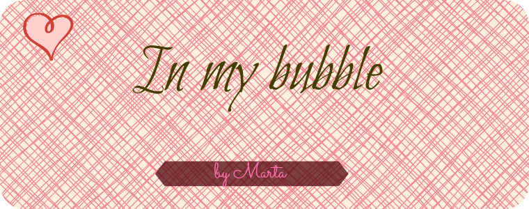 In my bubble
