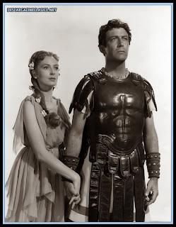 Deborah Kerr y Robert Taylor