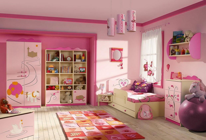 Hello Kitty Bedroom Designs