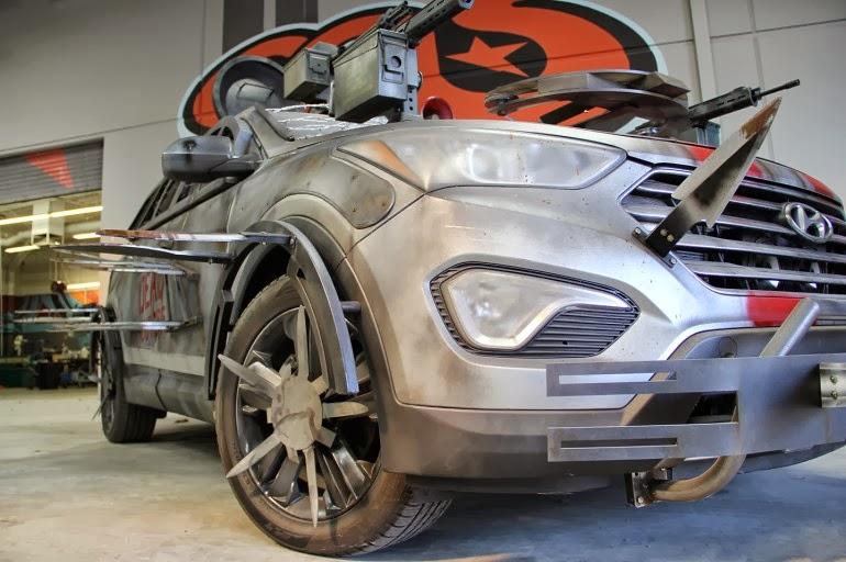 Descubre Tu Mundo Poderosos Autos Anti Zombies Se