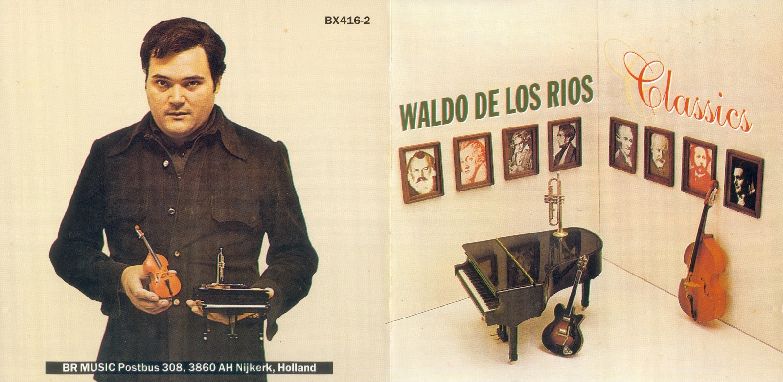 Waldo De Los Rios Nabucco