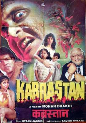 Kabrastan 1988 Hindi Movie Watch Online