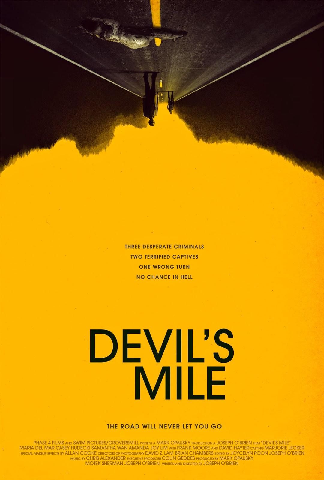 Devils Mile / Devil's Mile (2014) ταινιες online seires oipeirates greek subs