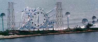 estadio del lago