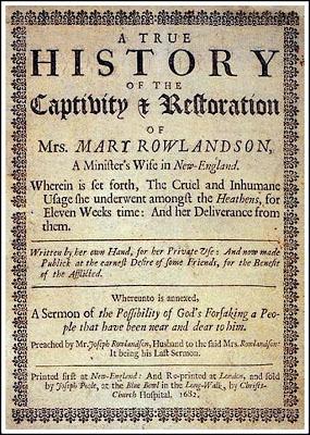 A True History of the Captivity and Restoration of Mrs. Mary Rowlandson at alejandroslibros.com