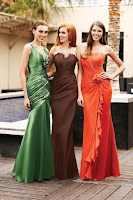 Simone Carvalli 2012 Bridesmaids Dresses Collection