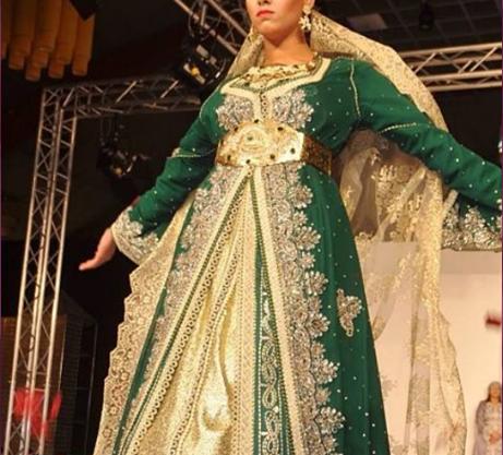 caftan mariage sari 2015
