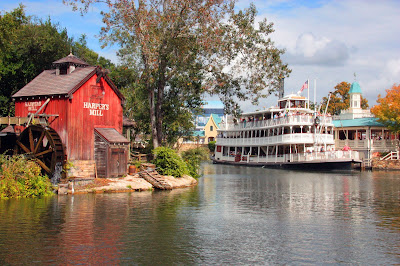 Growing Up Disney Liberty Belle